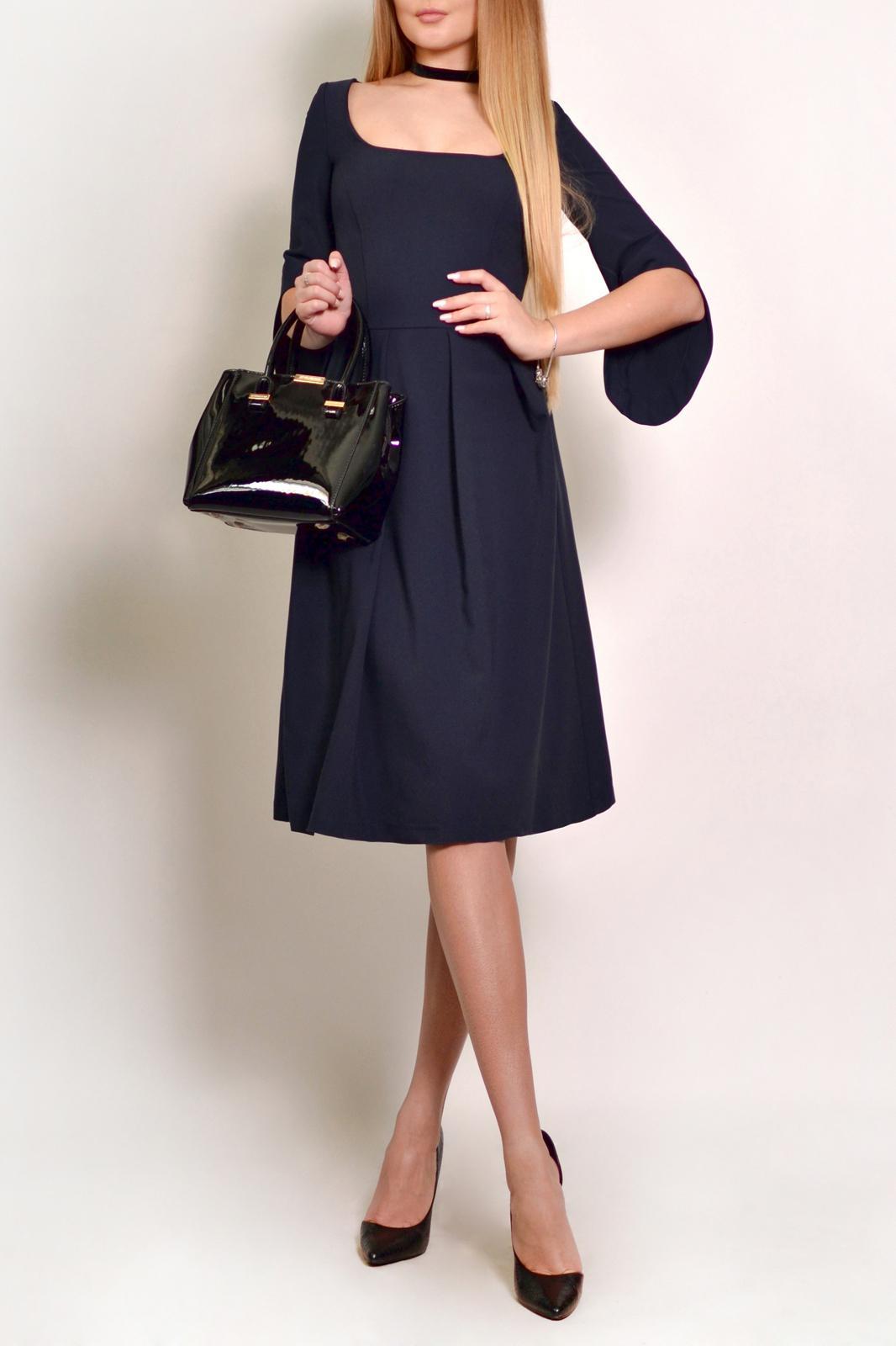 Купить Платье La Cafe By P.ch., ny1246-1 темно-синий, Беларусь