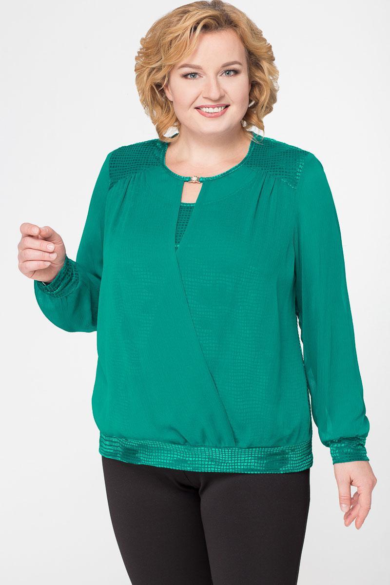 c719d4511a3 Блузки больших размеров. Купить белорусские блузки для полных в Москве