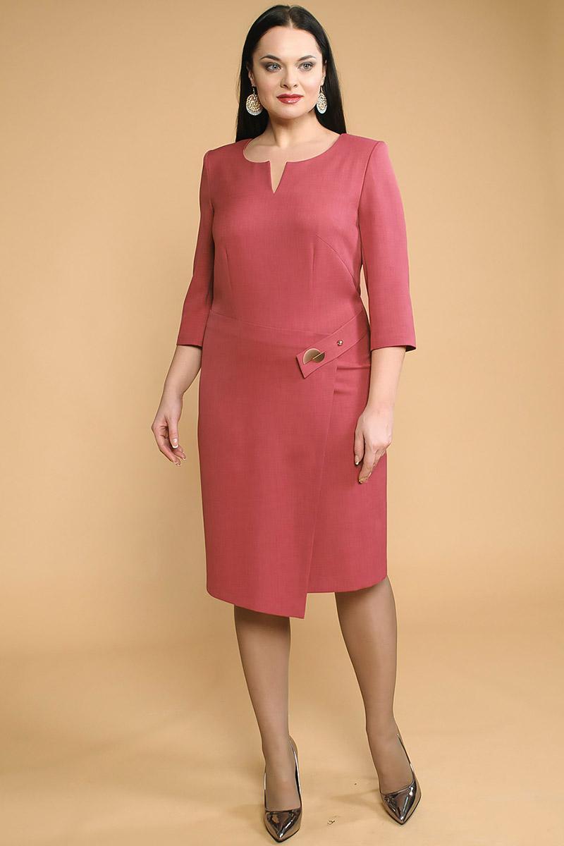 Купить Платье Кокетка И К, 498 светло-розовый, Беларусь