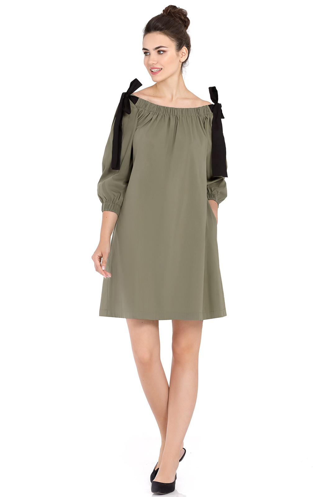 Купить Платье Pirs, 403 хаки, Беларусь