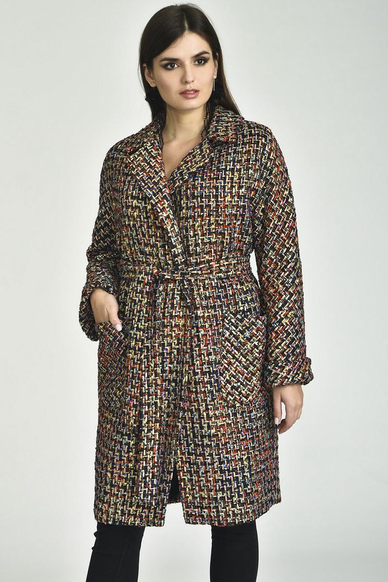 Купить Пальто Svetlana Style, 1131 рыжий, Беларусь
