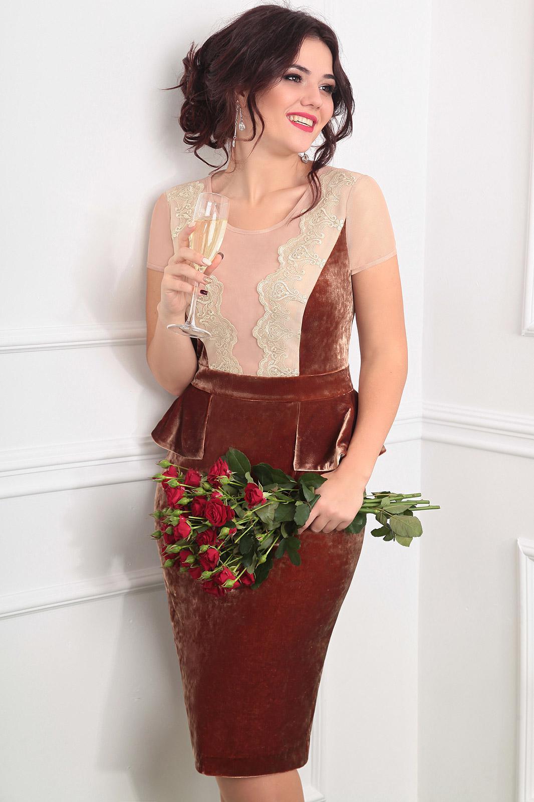 Купить Платье Баска