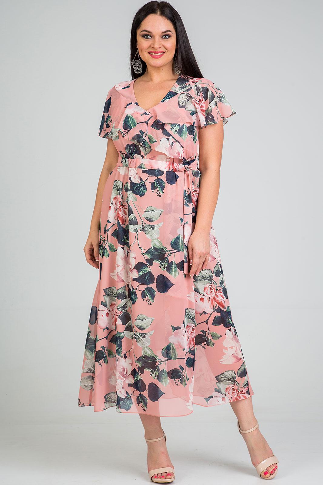 Купить Платье Elletto, 1579 светло-розовый, Беларусь