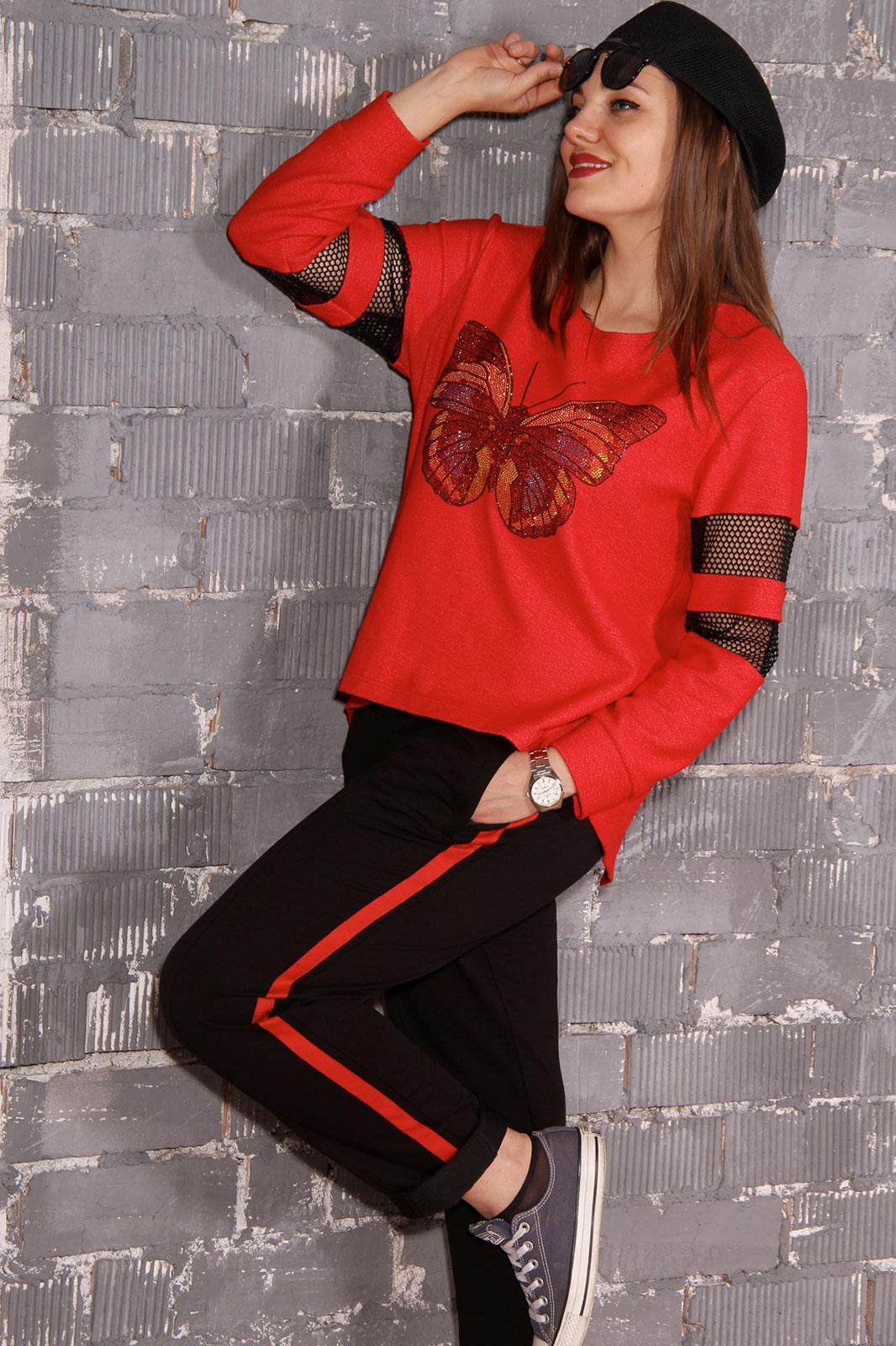 Спорт Runella 1354 красный