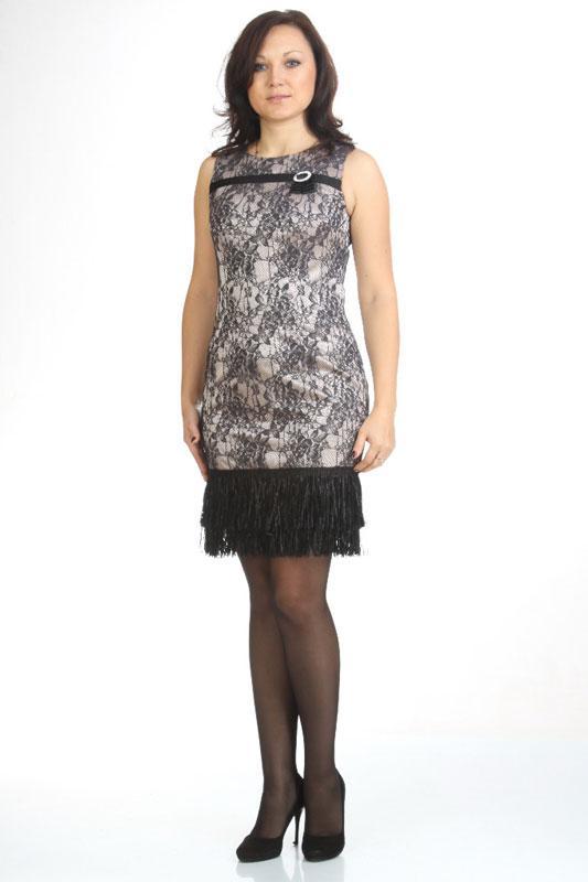 Купить Платье Michel Chic, 473 сливки, Беларусь