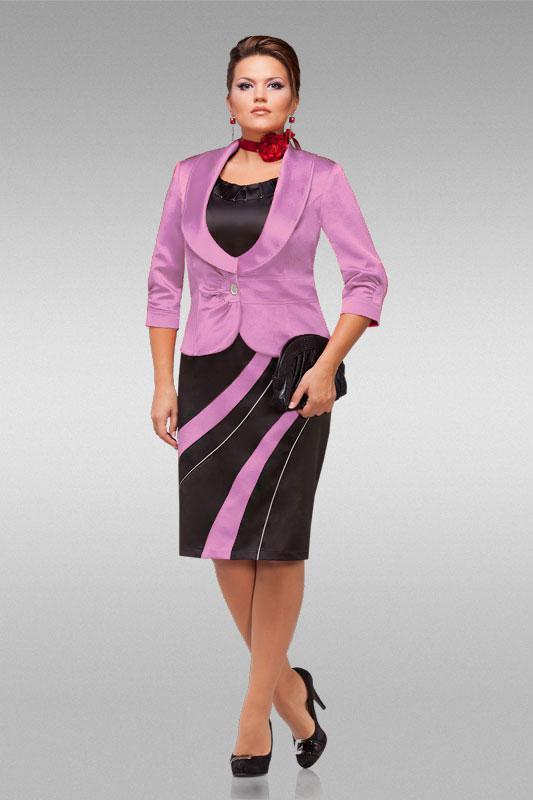 Купить Костюм Lady Secret, 3418 чёрно-розовый, Беларусь