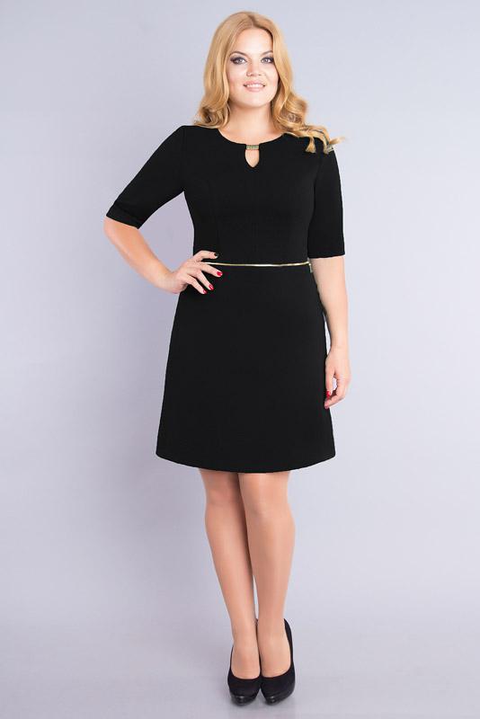 Купить Платье Дали, 254 черный, Беларусь