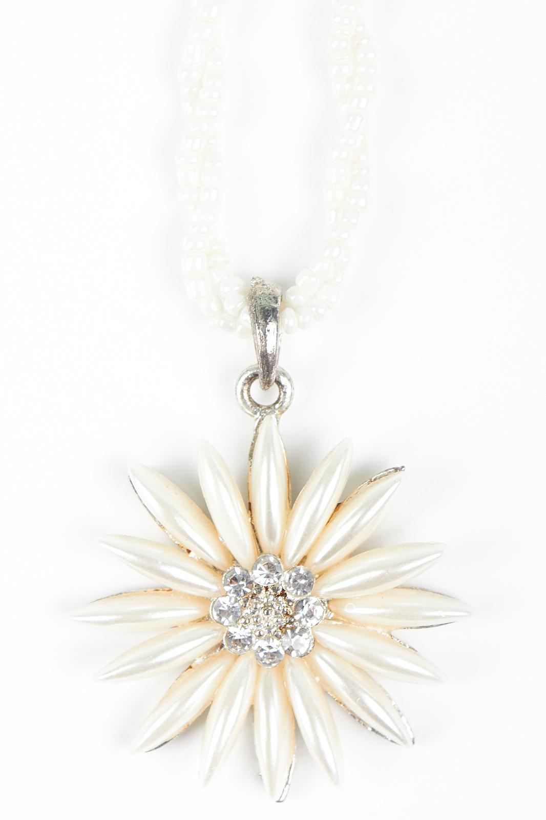 Купить Подвеска Fashion Jewelry, Подвеска цветок 1 белый, Китай