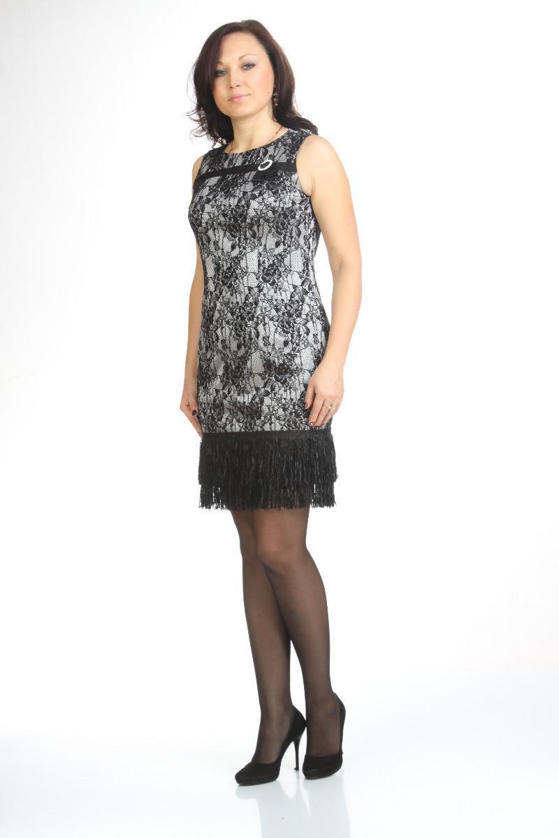 Купить Платье Michel Chic, 473 черный, Беларусь