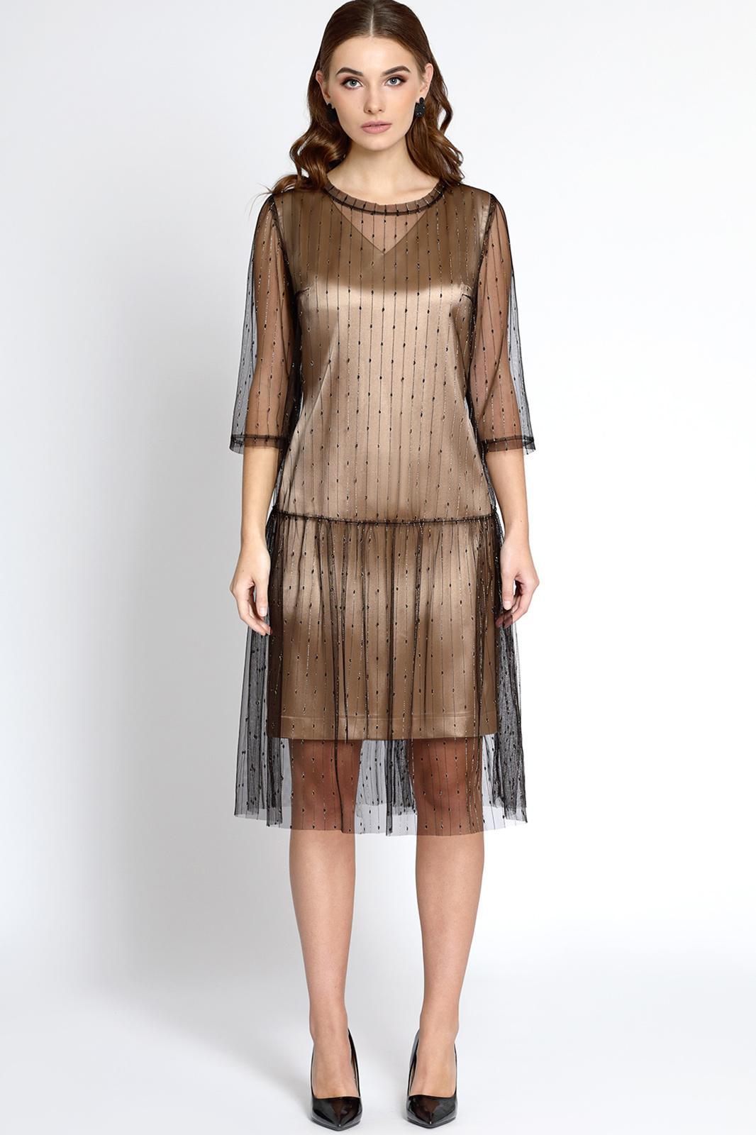 Купить со скидкой Платье Bazalini