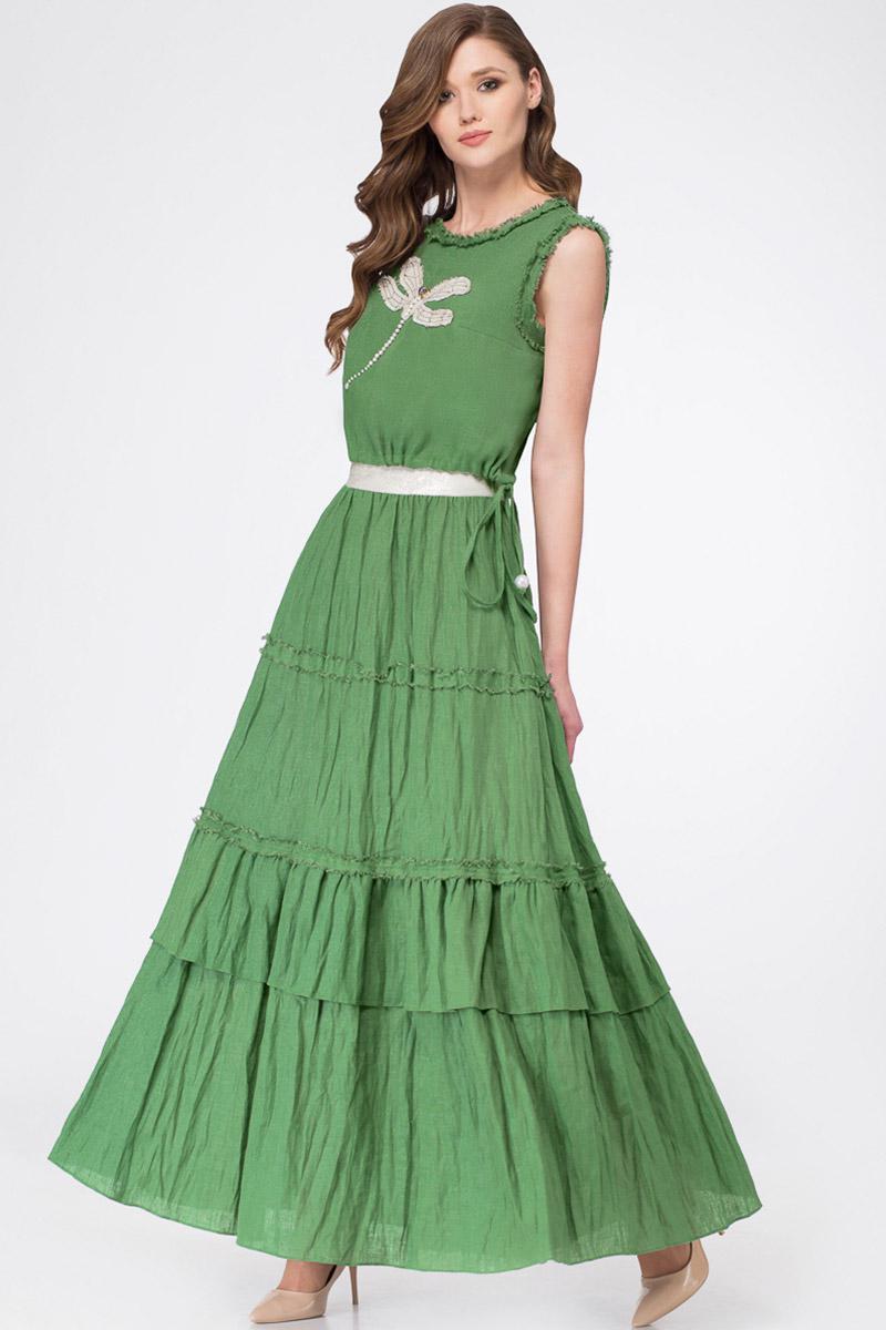 Купить Костюм Svetlana Style, 1056 светло-зеленый, Беларусь