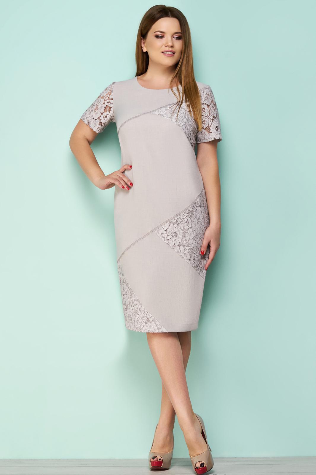 Купить Платье Lady Secret, 3531 серый, Беларусь
