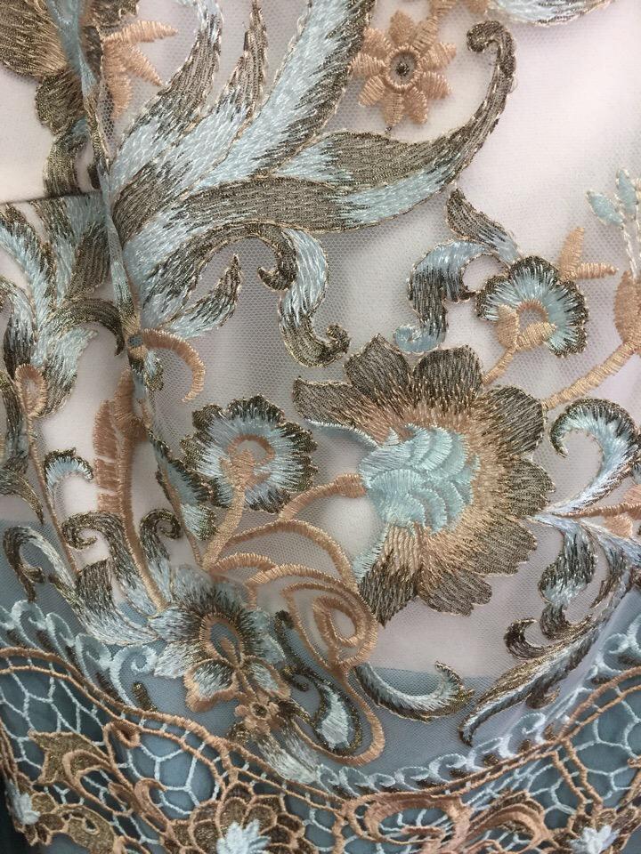 Платье Мублиз