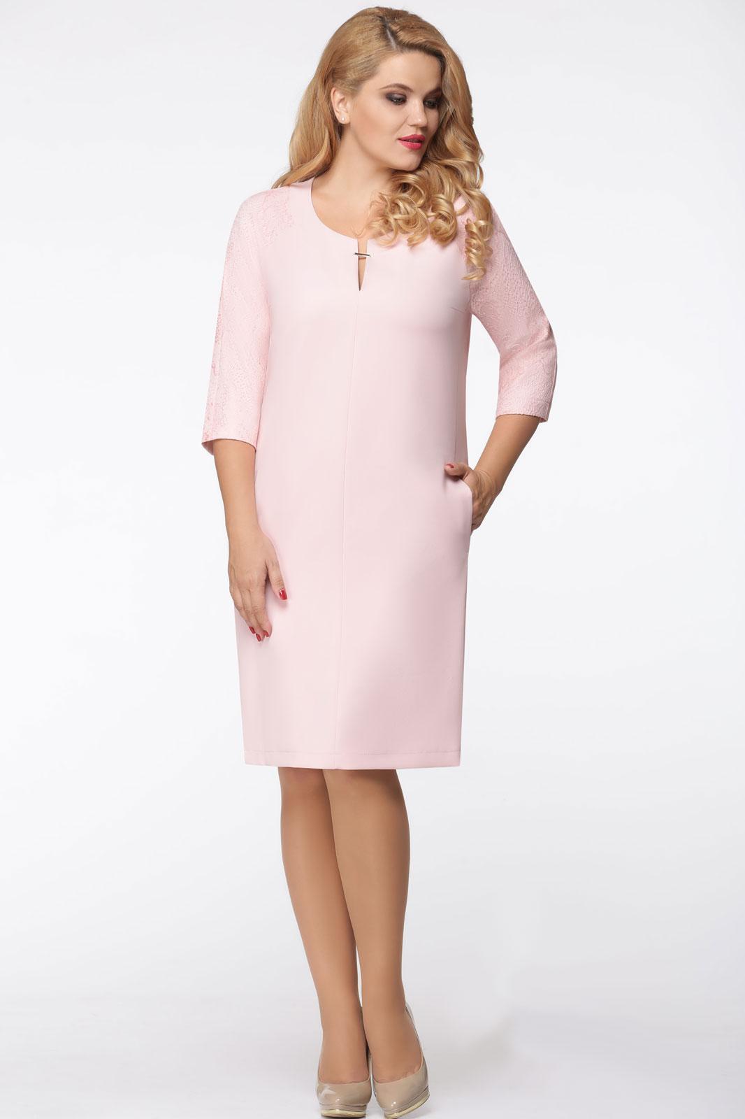 Купить Платье Verita, 724 светло-розовый, Беларусь