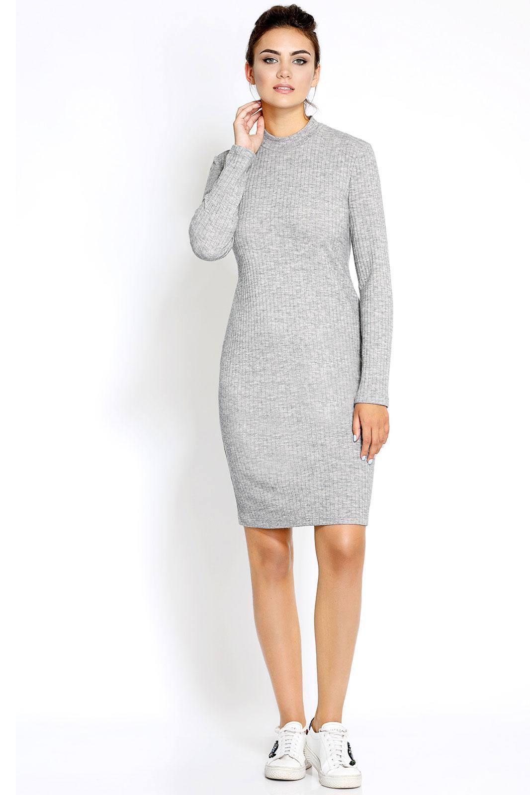 Купить Платье Pirs, 186 серебристый, Беларусь