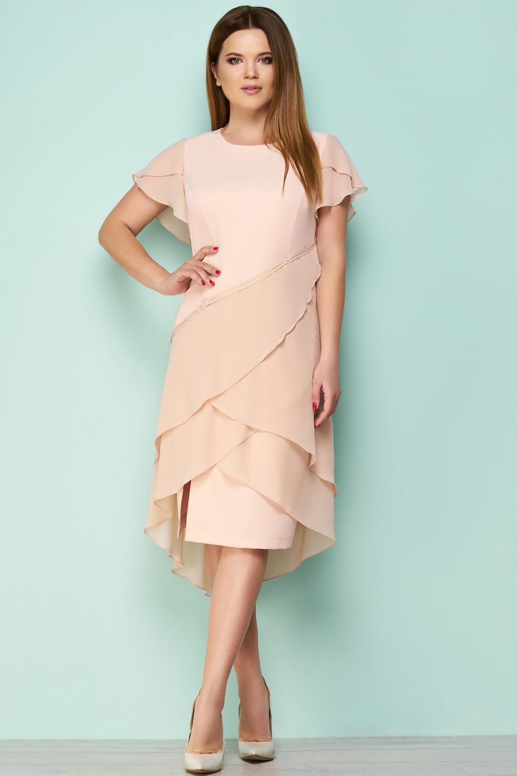 Купить Платье Lady Secret, 3529 пудра, Беларусь
