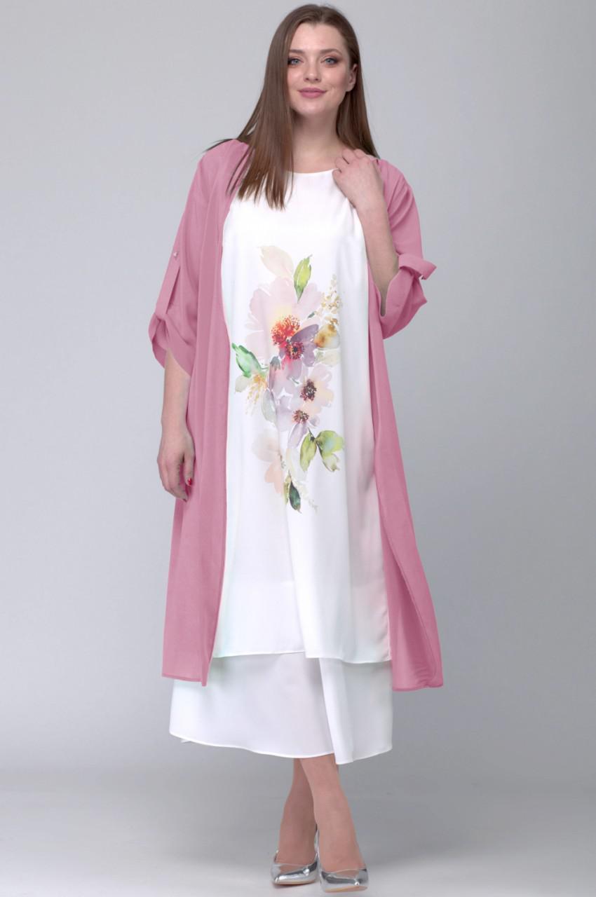 445a07e2174b Купить белорусский женский костюм большого размера в Минске