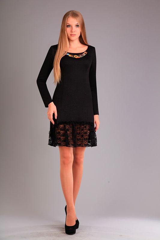 Купить Платье Eola, 1011 чёрный, Беларусь