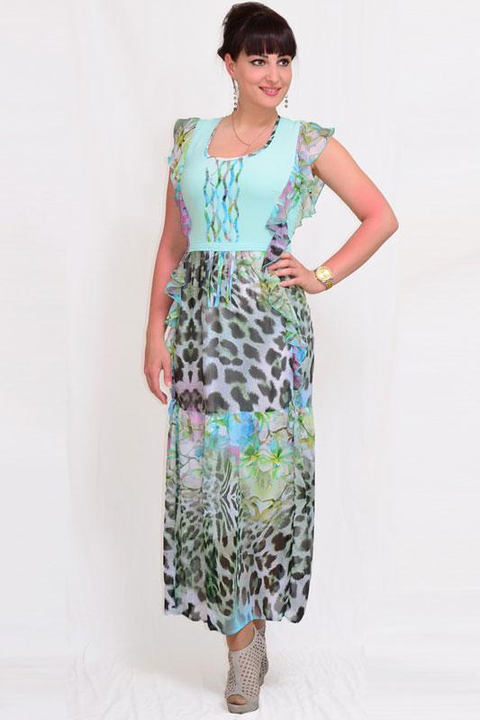 Купить Платье Lady Secret, 3918 мята, Беларусь