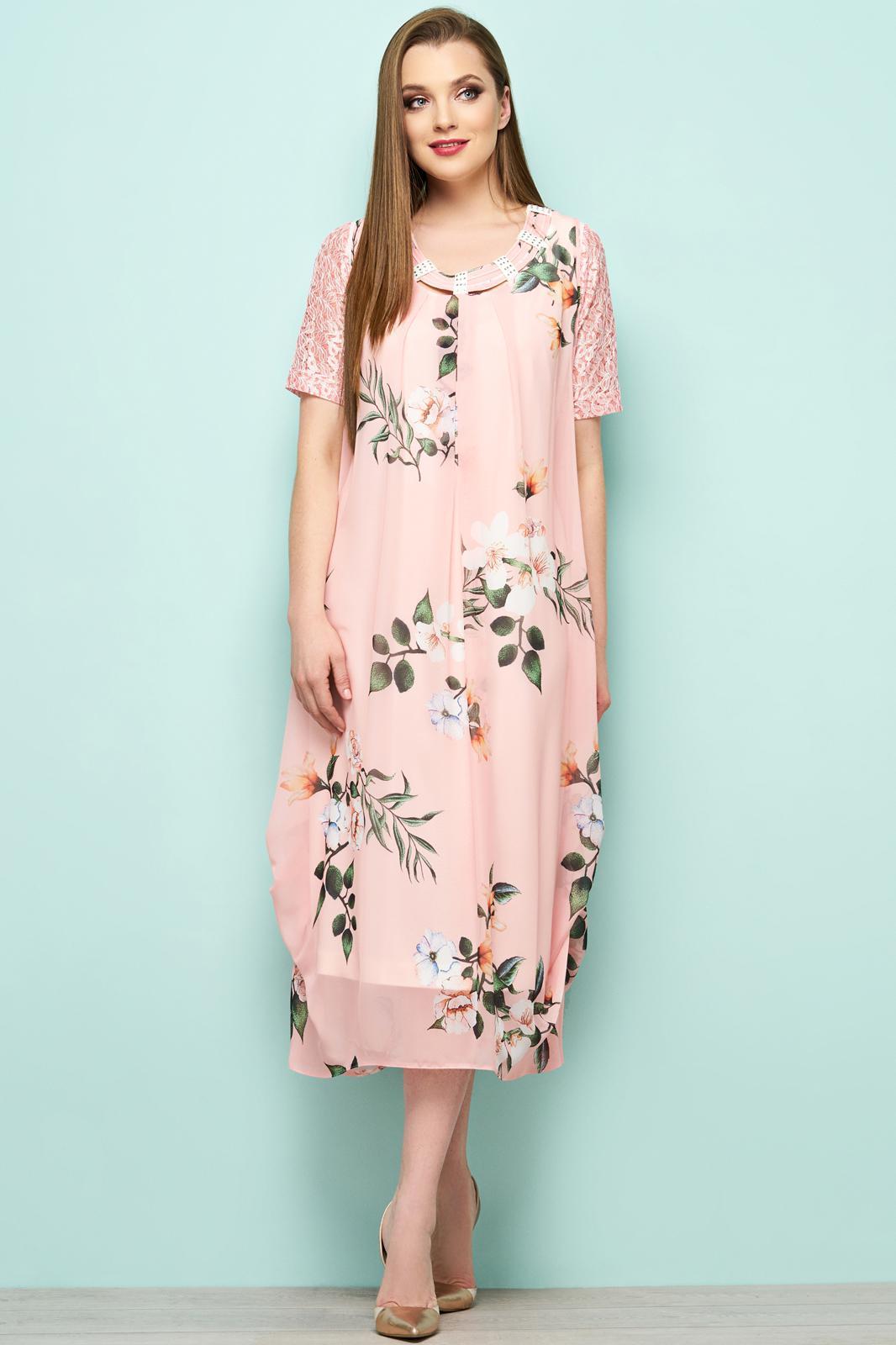 Купить Платье Lady Secret, 3171/1 розовый, Беларусь