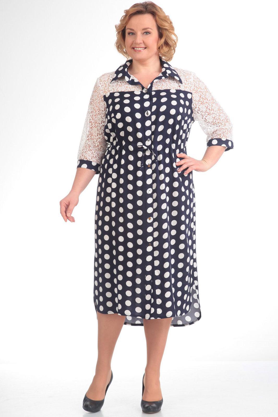 Купить Платье Pretty, 542 горохи, Беларусь