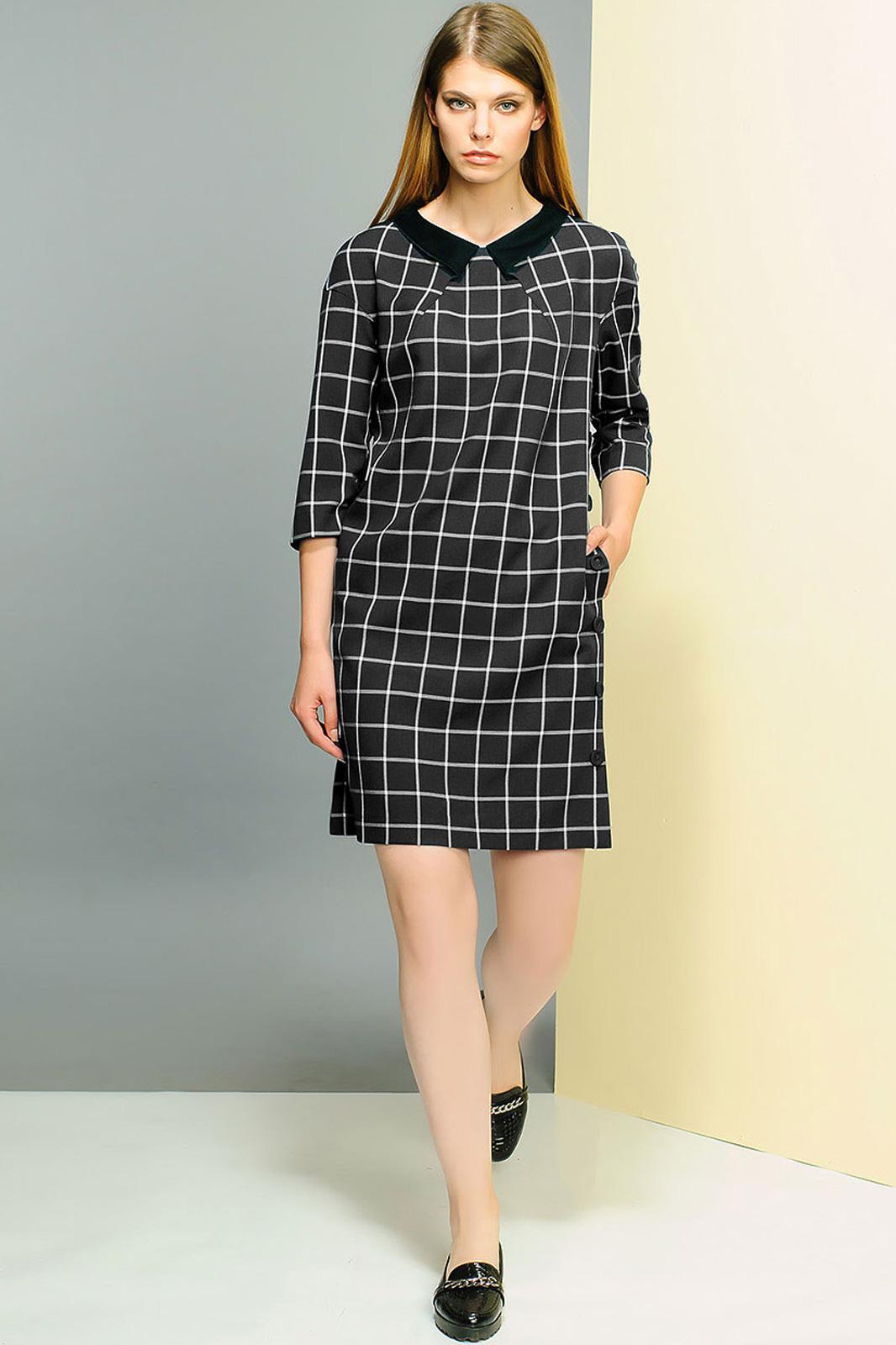 Купить Платье Golden Valley, 4411 чёрный, Беларусь