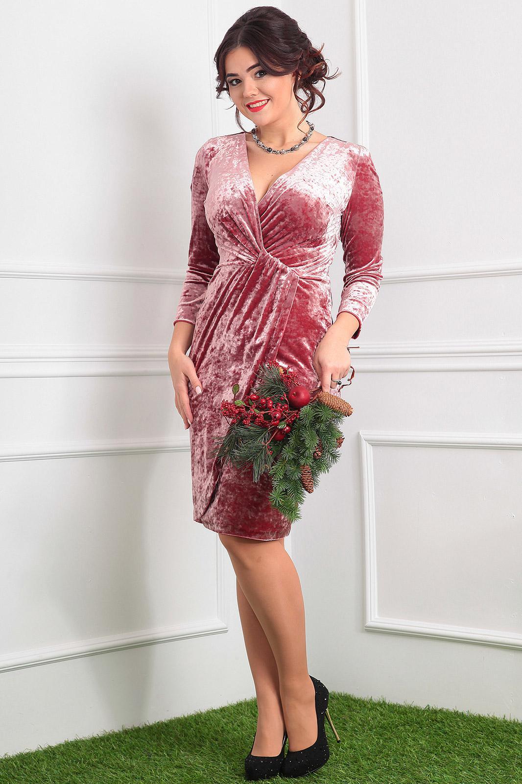 Купить Платье Мода-Юрс, 2320 розовый, Беларусь