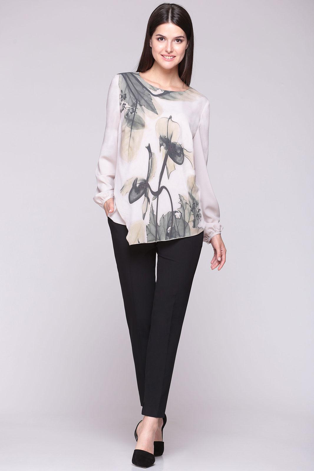 Купить со скидкой Блузка Roma Moda