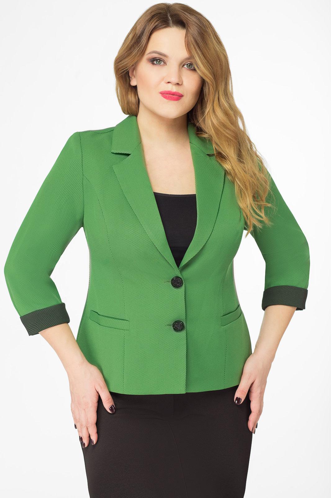 Купить Пиджак Дали, 3247 зелень, Беларусь