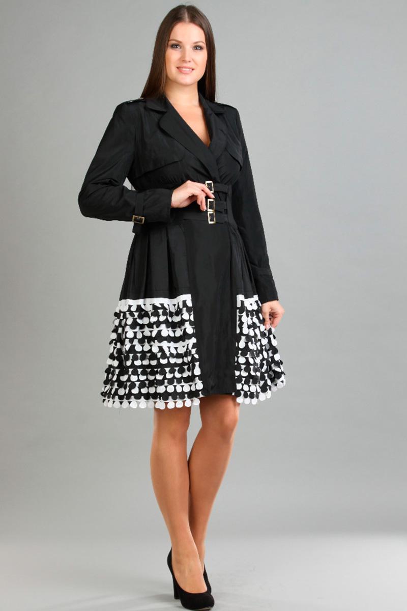 Купить Куртка Michel Chic, 336 черно-белый, Беларусь