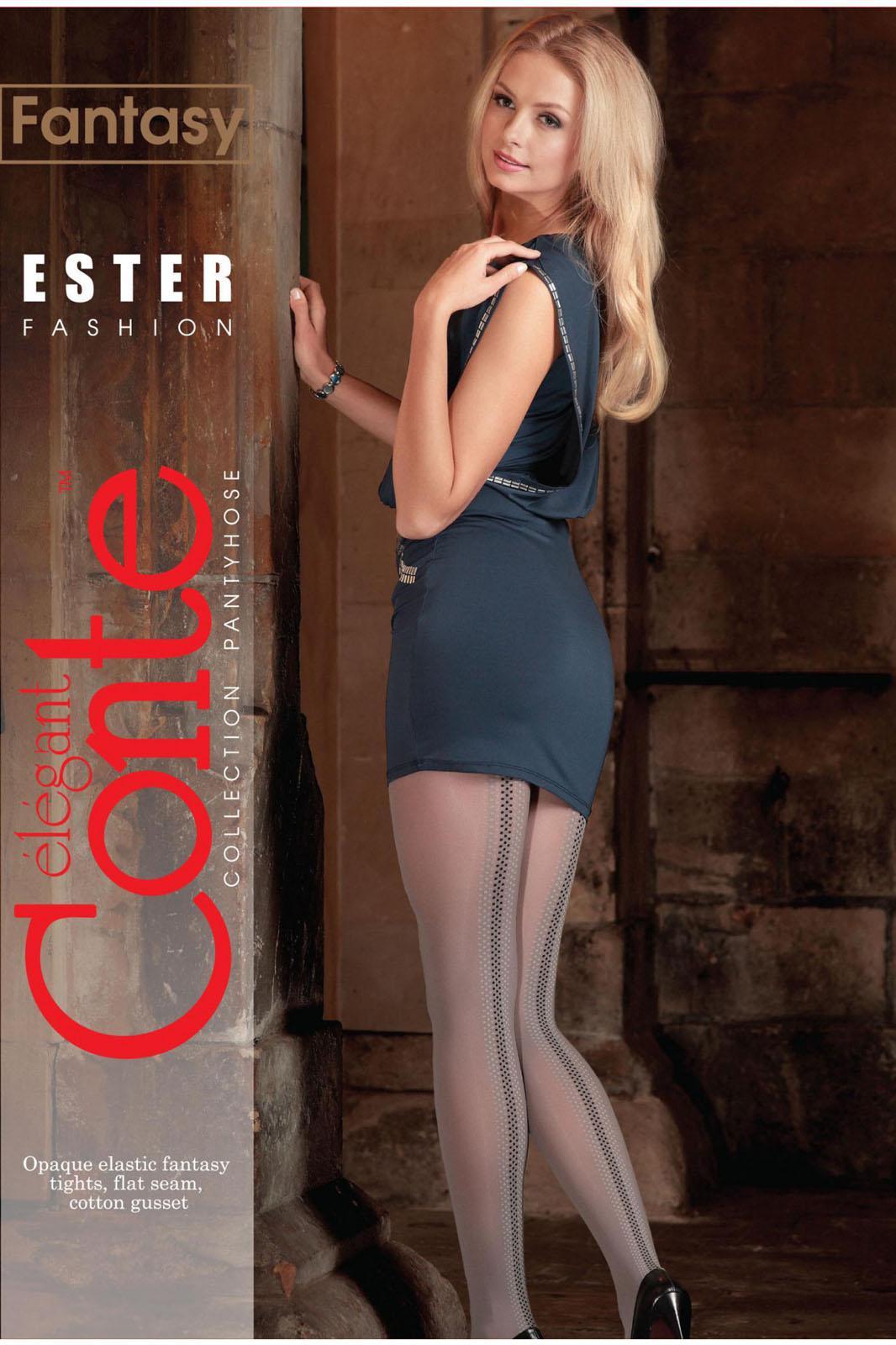 ff18648cf68e Колготки Conte Elegant, (модель Ester) — Белорусский трикотаж в ...