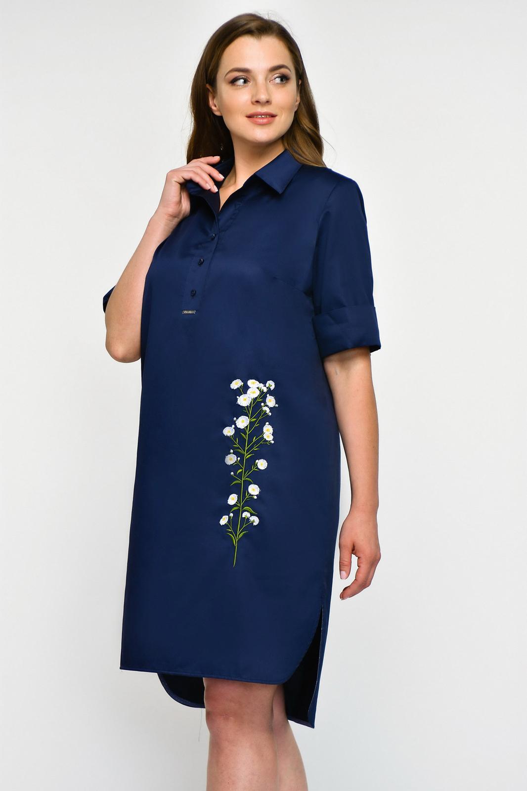 Купить Платье Prestige, 3363 синий, Беларусь