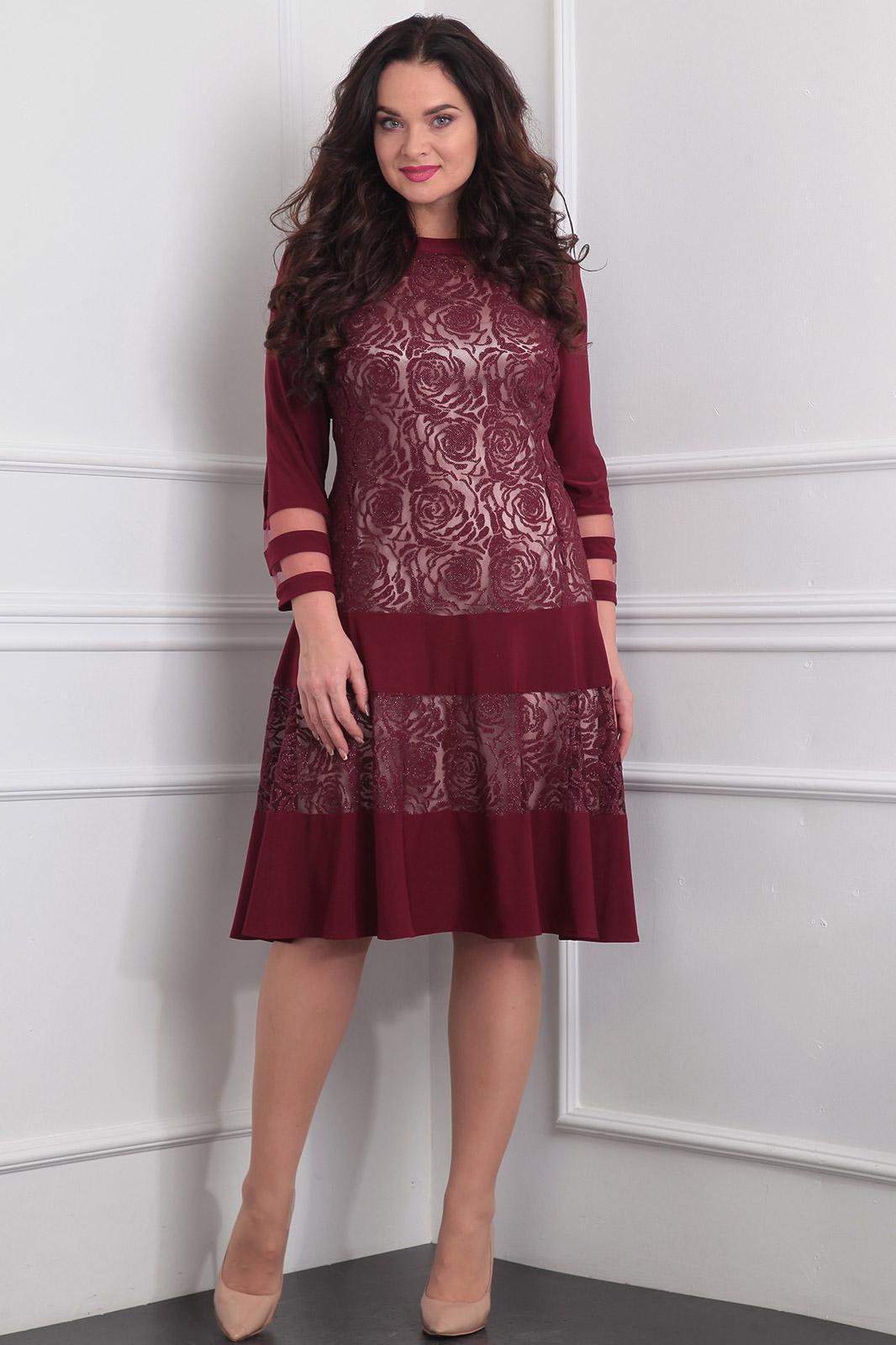 Купить Платье Sandyna, 13368 бордо, Беларусь