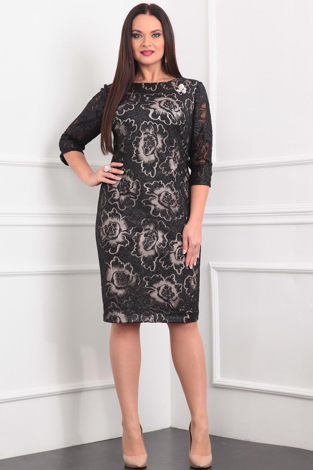 Купить Платье Sandyna, 13360 графит, Беларусь