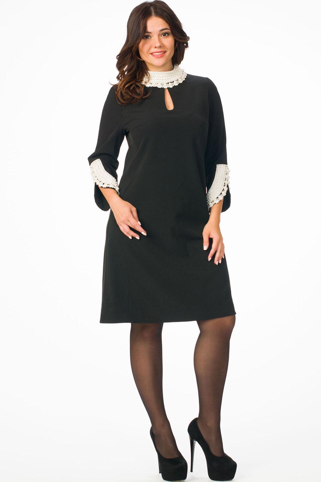 Купить Платье Melissena, 775 чёрный, Беларусь