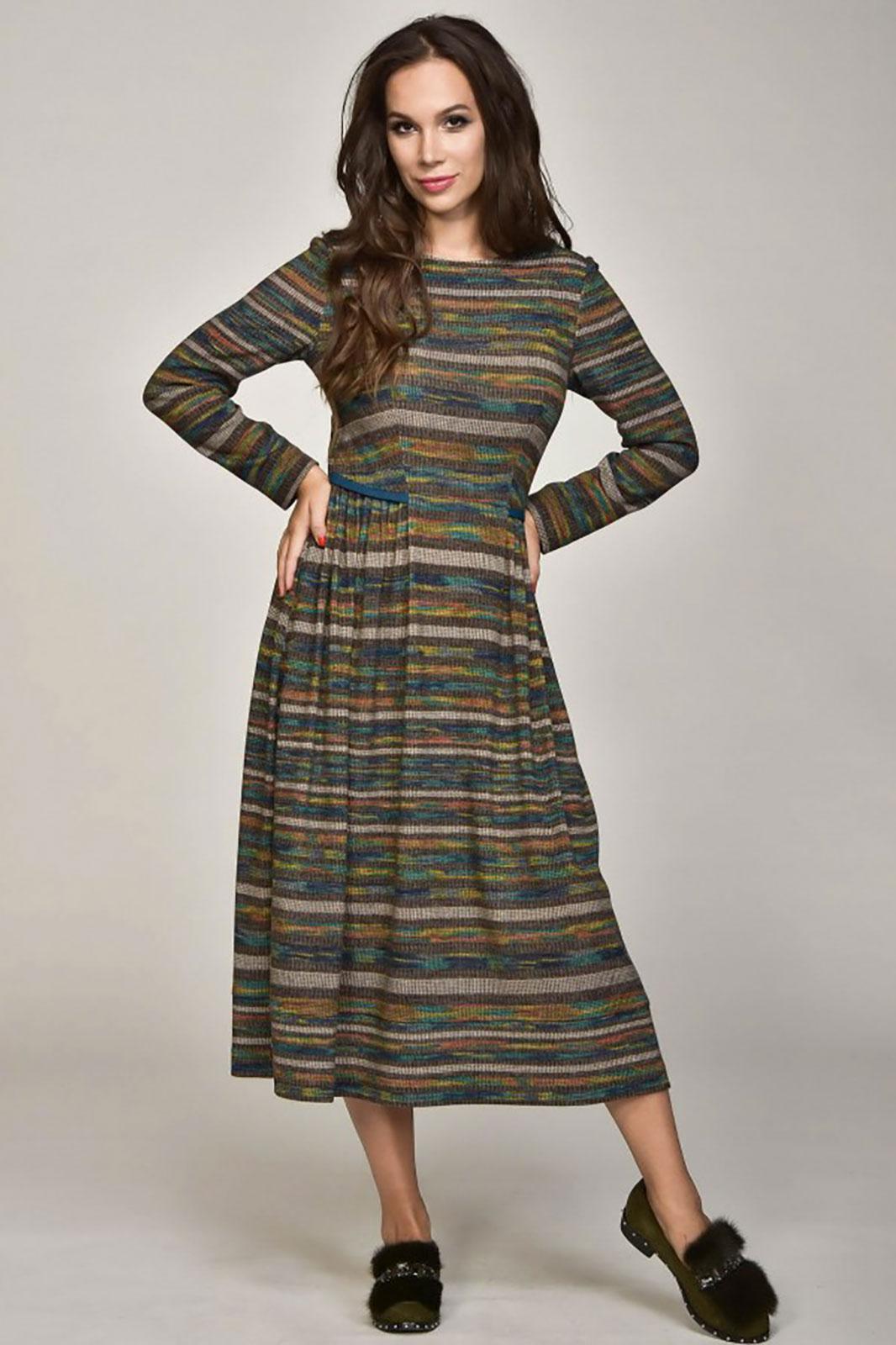 Купить со скидкой Платье Teffi Style