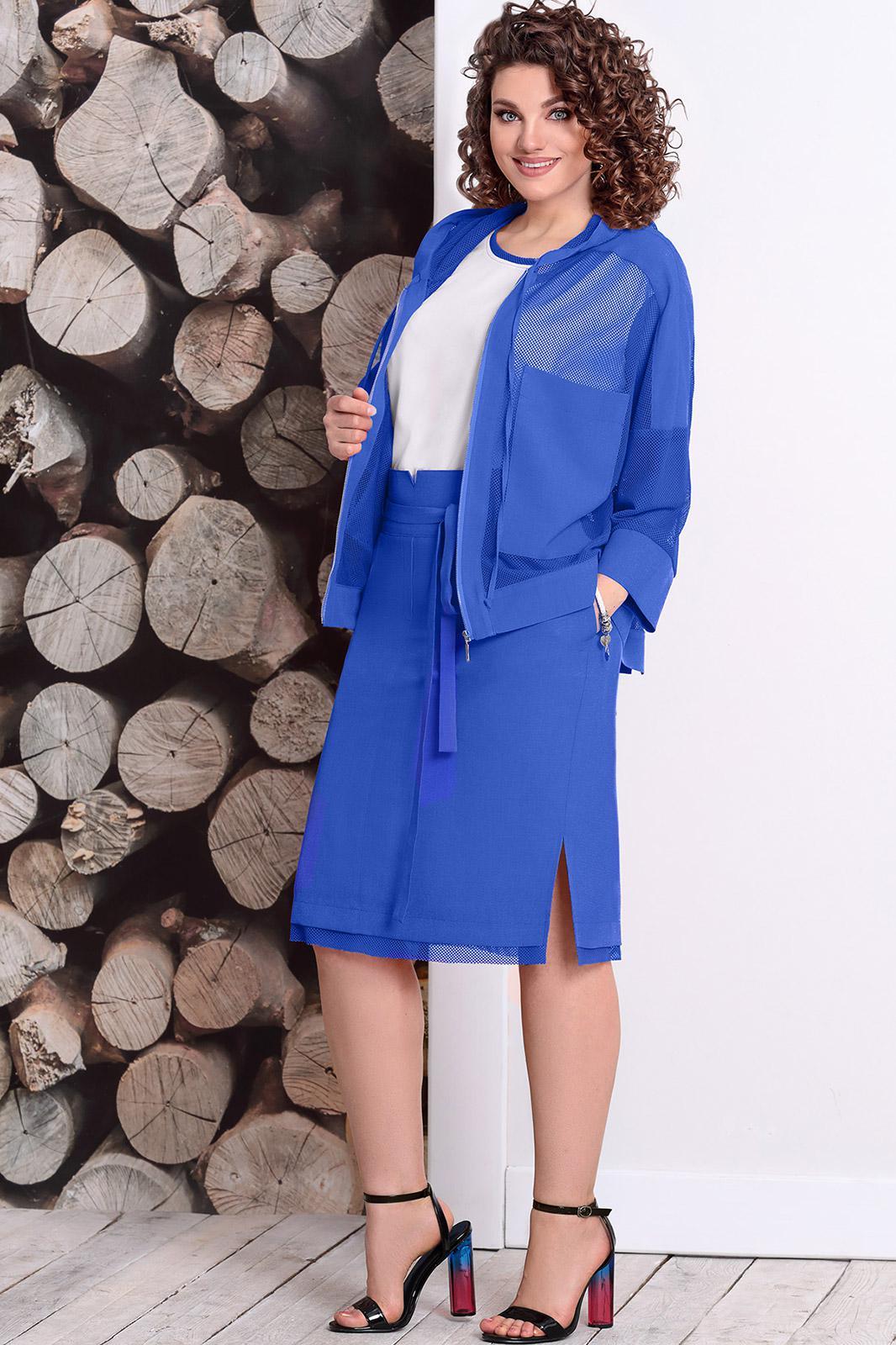 501e5410f965 Купить белорусский женский костюм большого размера в Минске