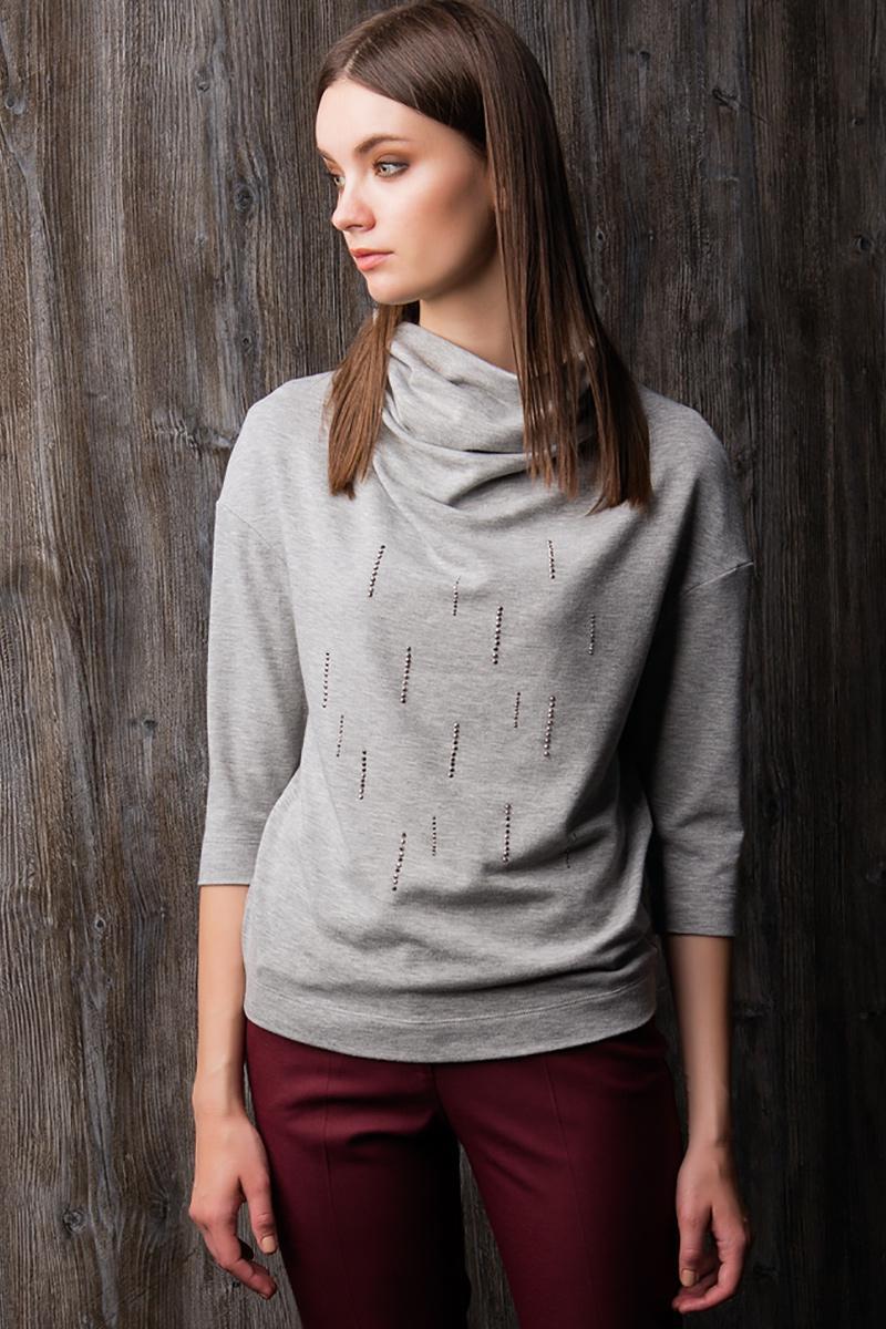 свитера из трикотажа фасоны фото среди