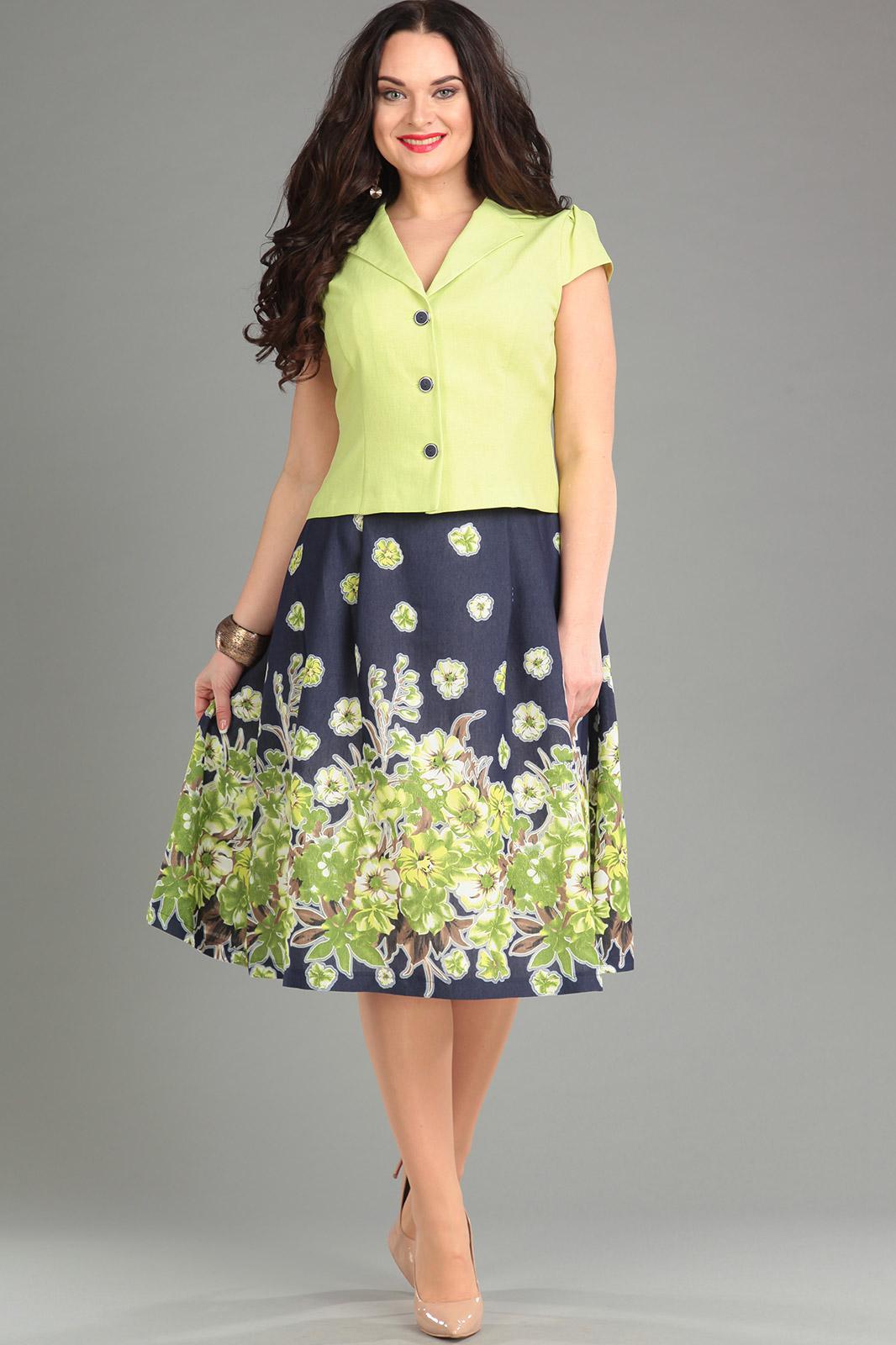 Купить Костюм Lady Style Classic, 1180 лимон, Беларусь