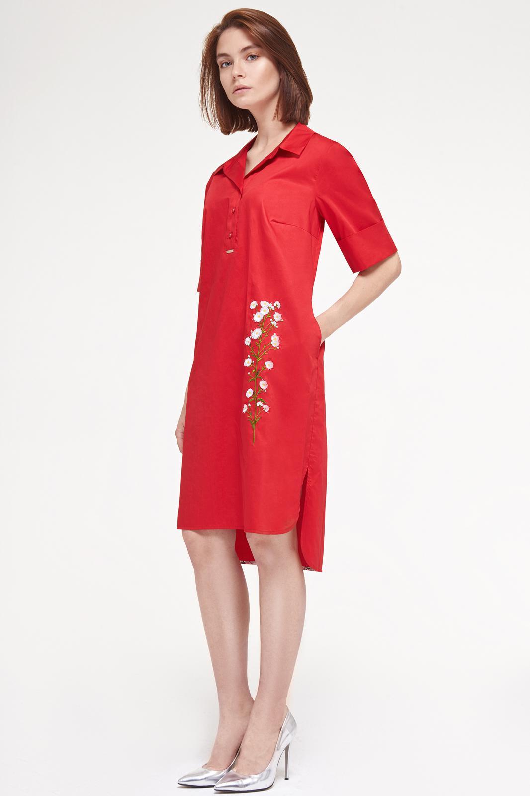 Купить Платье Prestige, 3363 красный, Беларусь