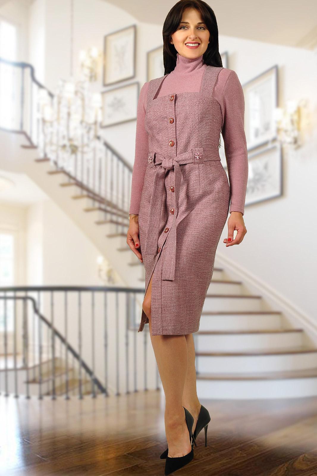 Купить Костюм Миа Мода, 936 светло-розовый, Беларусь