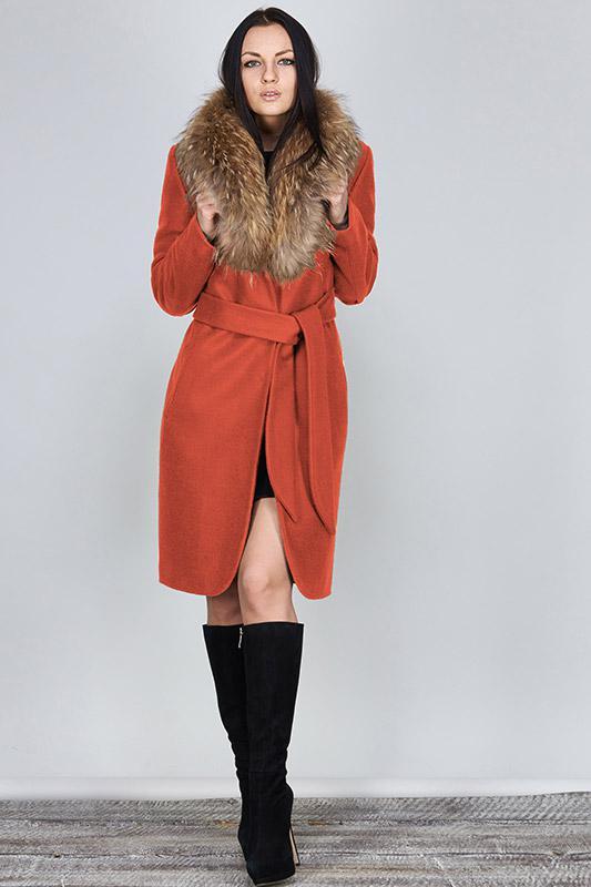 Купить со скидкой Пальто Erika Style