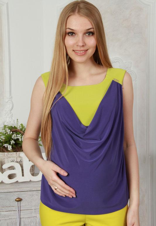 Купить Для беременных Lucky Mum, 103 фиолетовый с оливкой, Беларусь
