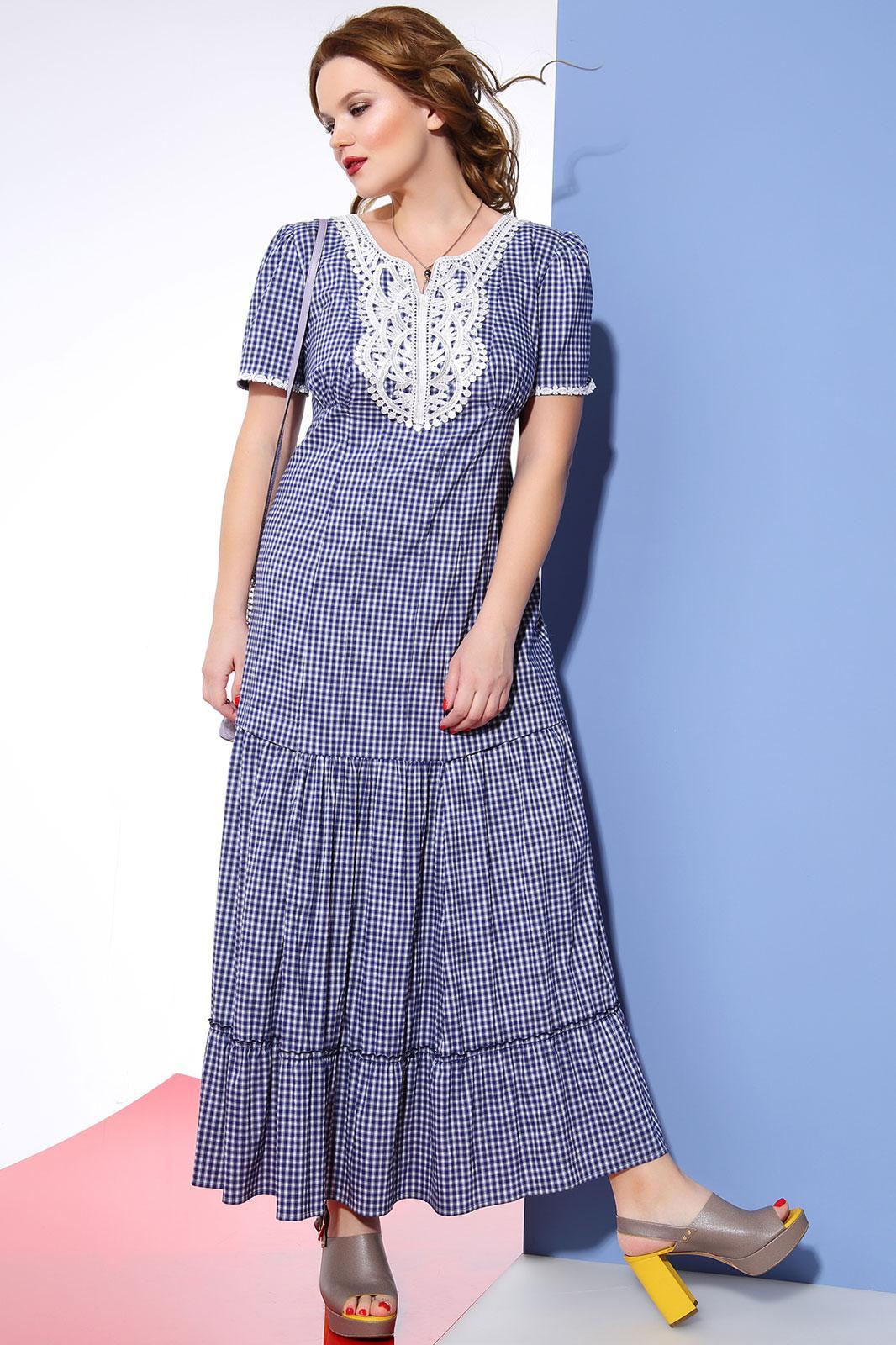 Хочу красивое трикотажное женское платье 52 размера