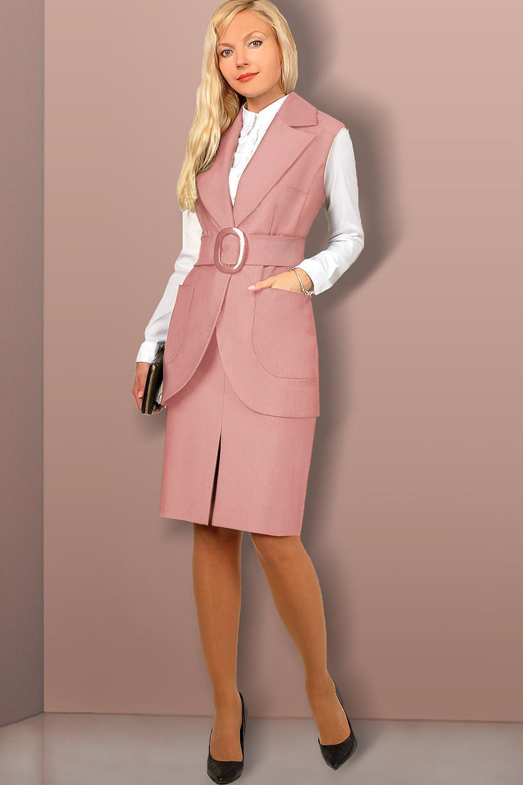 Купить Костюм Миа Мода, 796-15 светло-розовый, Беларусь