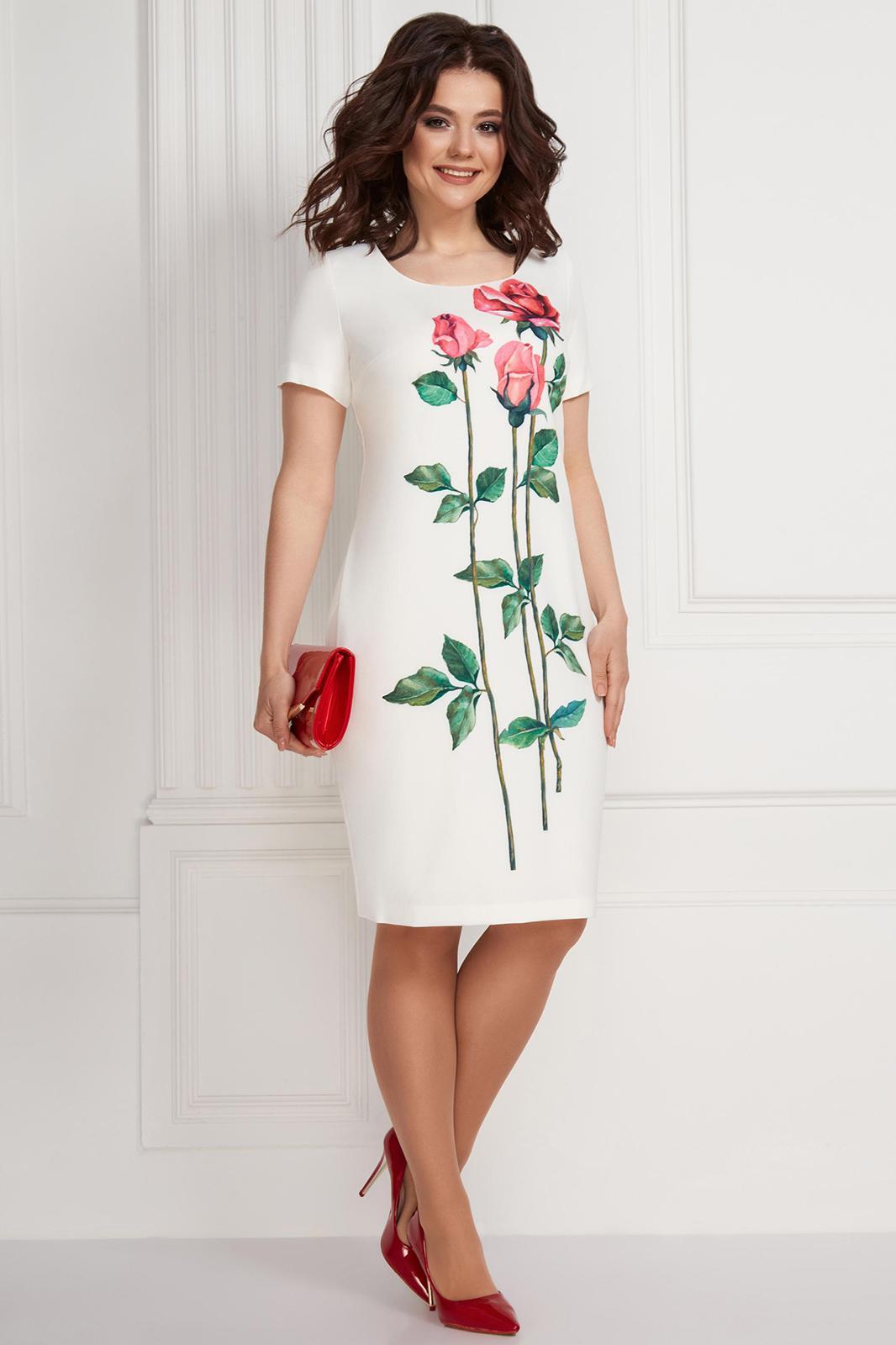 ca3590e1394 Купить платье большого размера в Минске. Белорусские платья для полных