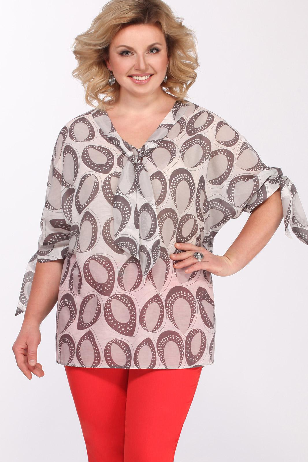 70e9f9b2f4d Купить блузку большого размера в Минске. Блузки для полных женщин