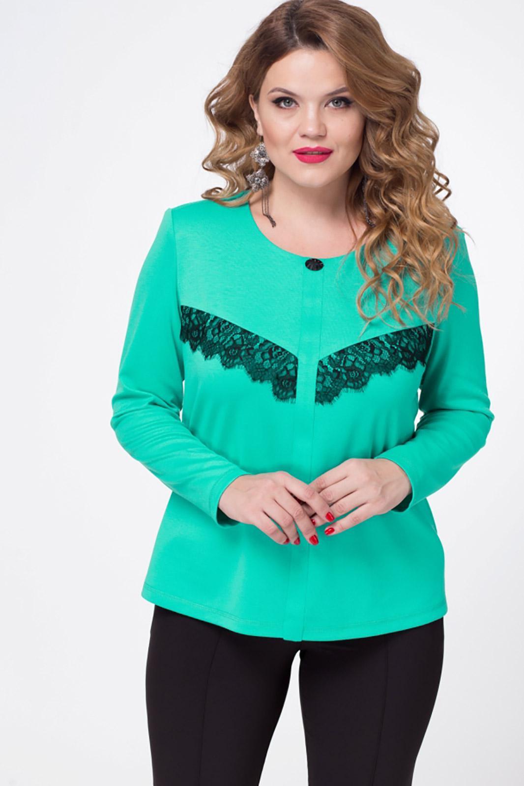 Купить красивую блузку больших размеров