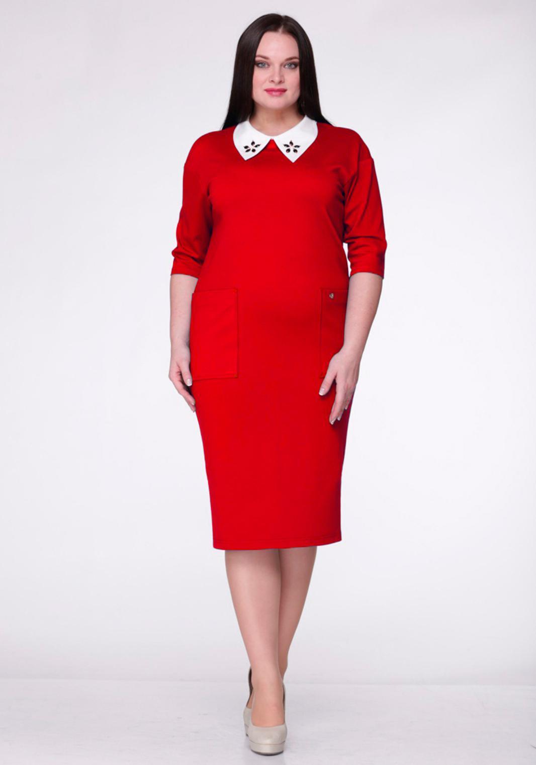 Купить Платье Michel Chic, 623 красный, Беларусь
