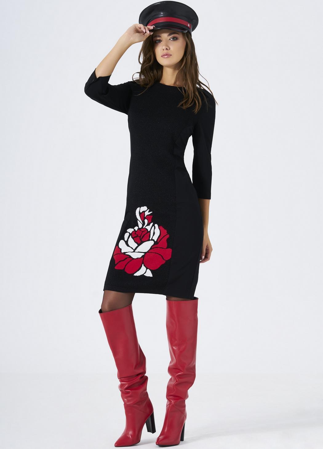 4b5ec8aeb1f Купить платье большого размера в Минске. Белорусские платья для полных